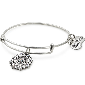 Maid Of Honor Charm Bangle Rafaelian Silver