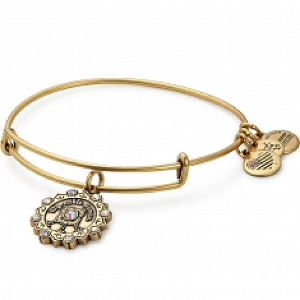 Maid Of Honor Charm Bangle Rafaelian Gold