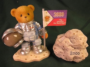 Cherished Teddies Neil 601659