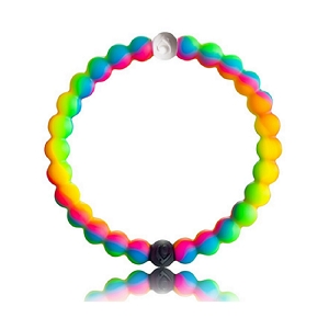 Lokai Neon Supports Make a Wish Foundation Medium