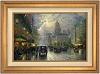 Thomas Kinkade New York 5th Avenue 24 x 36  Framed