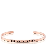 One Day At A Time Rose Gold