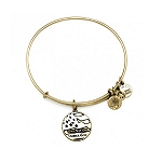 One Nation Charm Bangle Rafaelian Gold