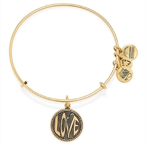 Open Love Bangle Rafaelian Gold