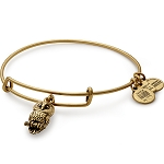 Ode to the Owl Charm Bangle Rafaelian Gold