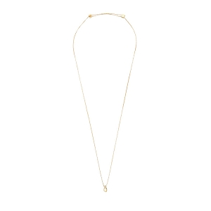 Golden Shadow Swarovski Crystal Expandable Necklace Gold
