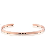 Peace Rose Gold