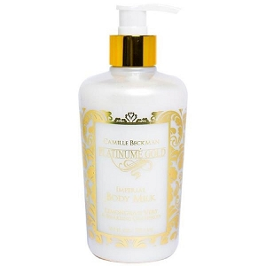 Platinume Gold Imperial Body Milk 13oz