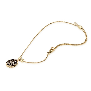 Anklet Path of Life Rafaelian Gold