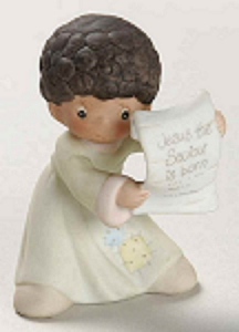 Precious Moment Have I Got News For You Mini Nativity 528137