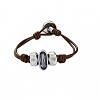 The Brave Bracelet Grey PUL1657GRSMTL0M