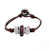 The Brave Bracelet Purple PUL1656MORMTL0M