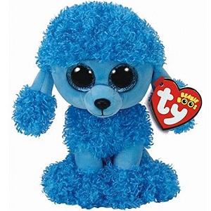 Beanie Boos Small Yago Blue Owl Stuffed Animal 6