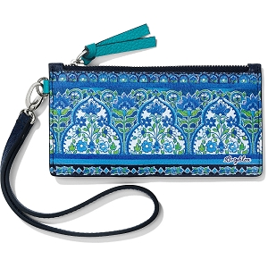 Journey To India Peacock Card Pouch E53606
