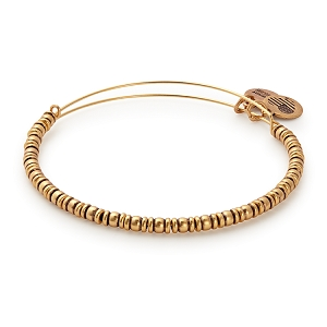 Rocker Beaded Bangle Rafaelian Gold