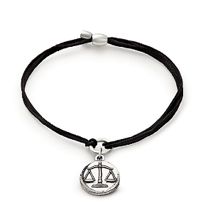 Kindred Cord Scales of Justice Pull Cord Bracelet