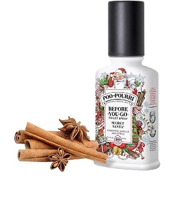 Poo Pourri Secret Santa 100 Use Bottle 2oz