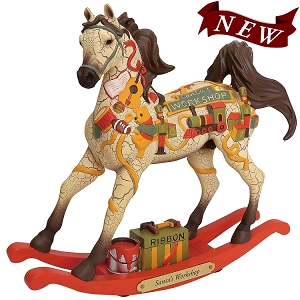 Trail of Painted Ponies Santa's Workshop 6001112