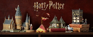 Harry Potter Village Set of 7