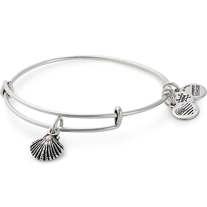 Sea Shell Bangle Rafaelian Silver