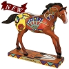 Painted Ponies Spirit Bear Pony 4058157