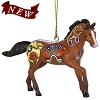 Painted Ponies Spirit Bear Pony Ornament 4058158