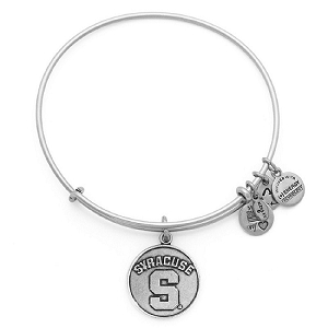 Syracuse University Charm Bangle Rafaelian Silver