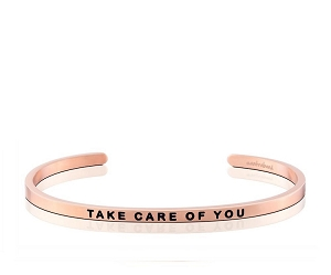 Take Care of You Rose Gold