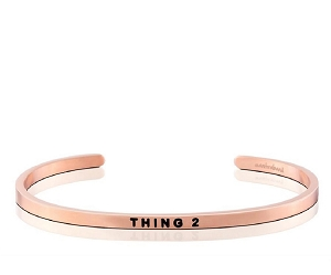 Thing Two Rose Gold