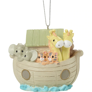 Noah's Ark Ornament 201440