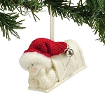 Snowbabies Christmas Memories Holiday Mail Ornament 4045823