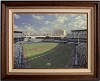 Thomas Kinkade Yankee Stadium 18 x 24 Canvas Framed s/n