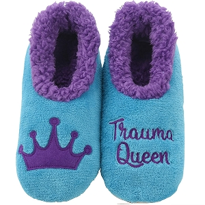 Trauma Queen Large 9 - 10