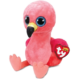 Beanie Boos Gilda Pink Flamingo Stuffed Animal 6