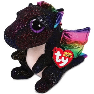 Beanie Boos Small Anora Dragon Stuffed Animal  6