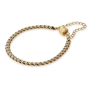 Heiress Magnetic Bracelet Rafaelian Gold