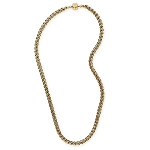Heiress Magnetic Necklace Rafaelian Gold