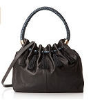 Steven by Steve Madden Verona Black Shoulder Bag