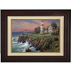 Thomas Kinkade Victorian Light 24 x 30 Canvas Framed SN
