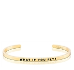 What If You Fly Gold