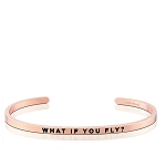 What If You Fly Rose Gold