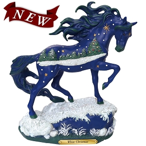 Trail of Painted Ponies White Christmas 6001110