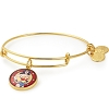 Wonder Woman Charm Bangle Shiny Gold