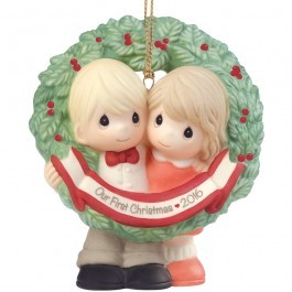 Our First Christmas Together 2016 Ornament 161004