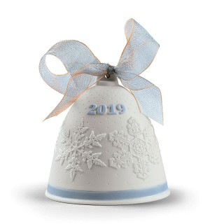 2019 Annual Christmas Bell Ornament 18446