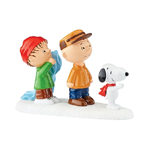 Department 56 Peanuts One Beagle For The Show 4047193