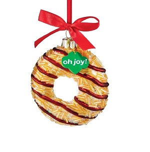 Girl Scouts Caramel Coconut Cookie Ornament 4053397