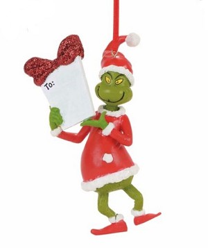 department 56 the grinch christmas ornament 4057458 - Grinch Christmas Ornaments
