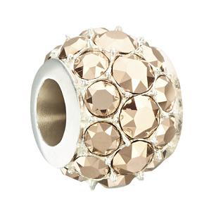 26e86d65c40d8 Splendor Metallic Rose Gold Swarovski Bead 2025-1272
