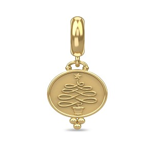 Christmas Tree Coin Gold 53440-2